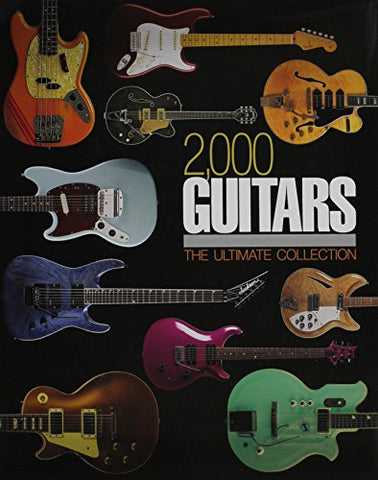 2,000 Guitars (Hardcover)