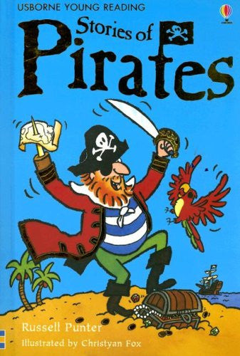Stories of Pirates [With Read-Along CD] (Usborne Young Reading: Series One)