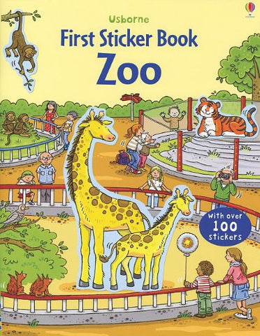 Zoo (First Sticker Book)