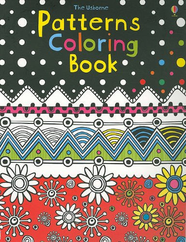 Patterns Coloring Book (Coloring Books)