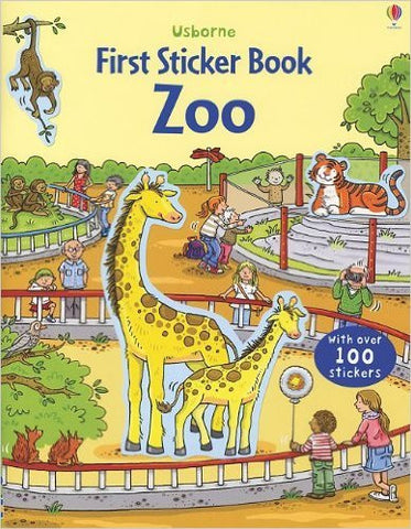 Zoo (First Sticker Books)