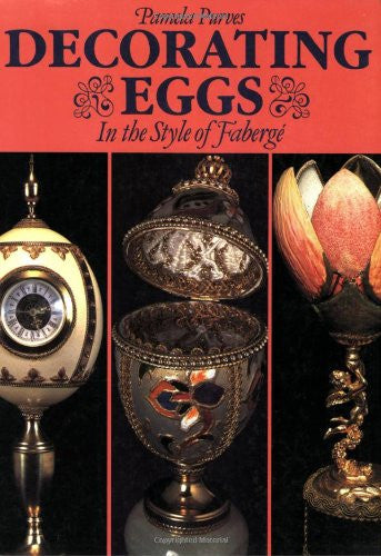 Decorating Eggs in the Style of Fabergé