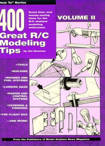 Four Hundred Great R-C Modeling Tips