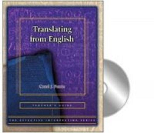 Translating from English (Effective interpreting series)