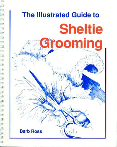 Illustrated Guide to Sheltie Grooming