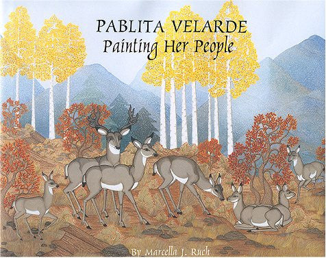 Pablita Velarde: Painting Her People