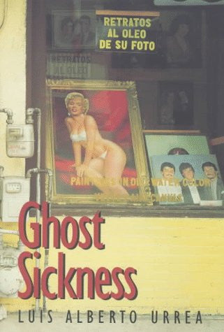 Ghost Sickness: A Book of Poems