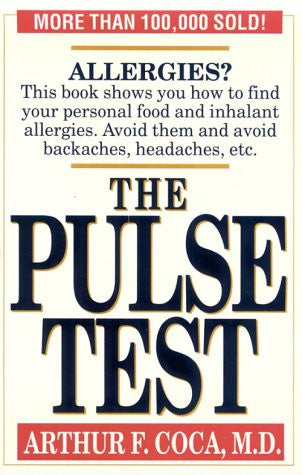 The Pulse Test: The Secret of Building Your Basic Health