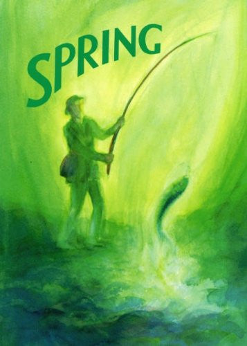 Spring: A Collection of Poems, Songs and Stories for Young Children (Kindergarten)