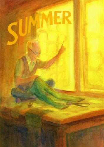 Summer: A Collection of Poems, Songs and Stories for Young Children (Kindergarten)