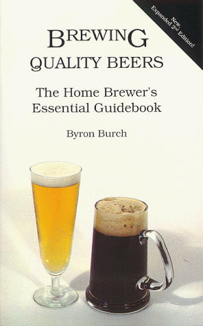Book, Brewing Quality Beers - Burch
