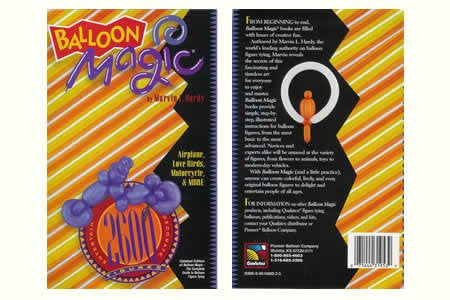 Balloon Magic 260Q Figure Book