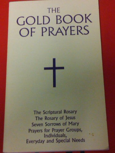 THE GOLD BOOK OF PRAYERS (English) [paperback]