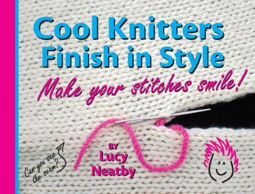 Cool Knitters Finish in Style: Make Your Stitches Smile!