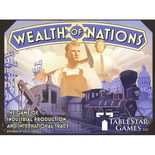 WEALTH OF NATIONS TSL
