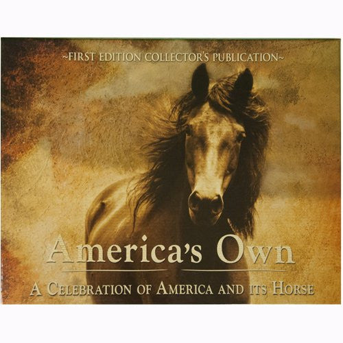Horse Book - Americas Own-A Celebration of America and its Horses