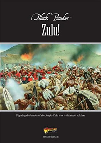 Zulu! Black Powder Supplement - Paperback
