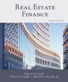 Real Estate Finance, 3rd Edition