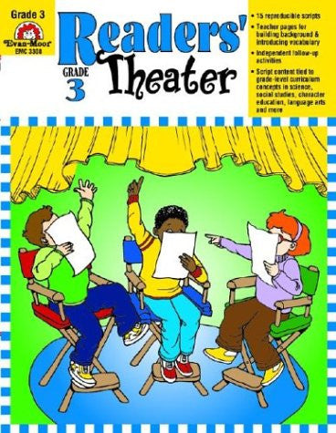 Readers' Theater, Grade 3 - Teacher Resource Book