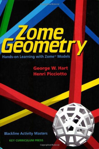 Zome Geometry Book: Paperback