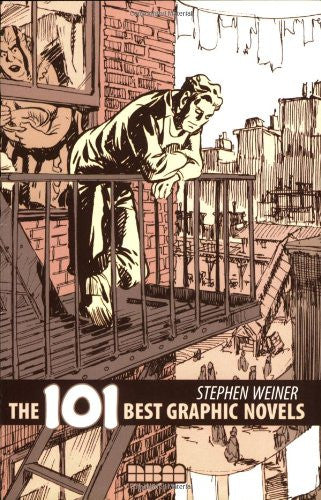 The 101 Best Graphic Novels