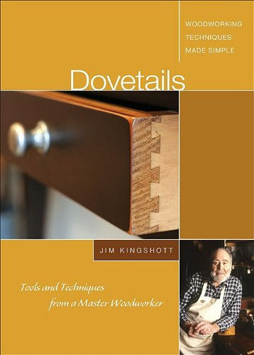 DVD: Dovetails: Tools and Techniques from a Master Woodworker