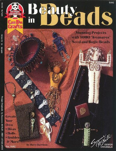 Beauty in Beads: Create Your Own Divas, Dolls, Goddesses and More! (5182)