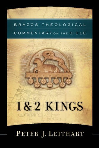 1 & 2 Kings (Brazos Theological Commentary on the Bible) (Paperback)