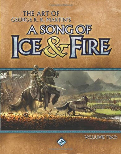 A Song of Ice & Fire Art Book 2