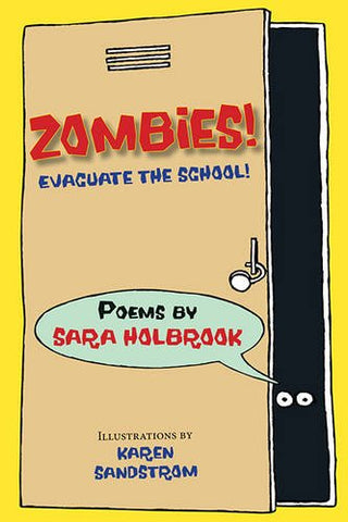 Zombies! Evacuate the School! Hardcover
