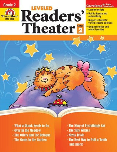 Leveled Readers' Theater, Grade 3 - Teacher Resource Book
