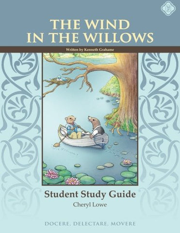 Wind in the Willows Student Guide, Saddle-stitched