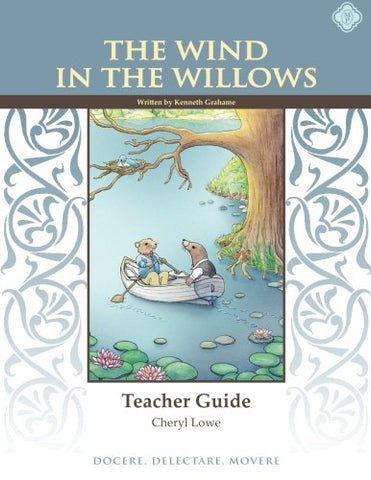 Wind in the Willows Teacher Guide, Saddle Stitched