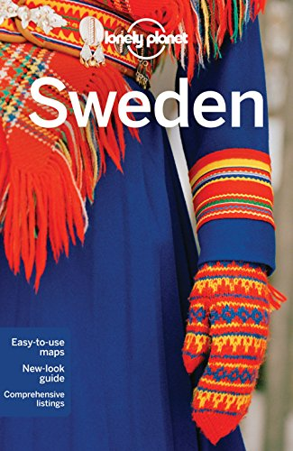 Sweden Travel Guide, 6th Edition, May 2015 (Paperback)