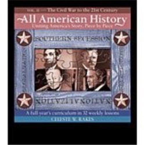 All American History Volume 2 Student Activity Book (VOLUME 2)