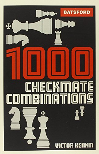 1,000 Checkmate Combinations (Paperback)