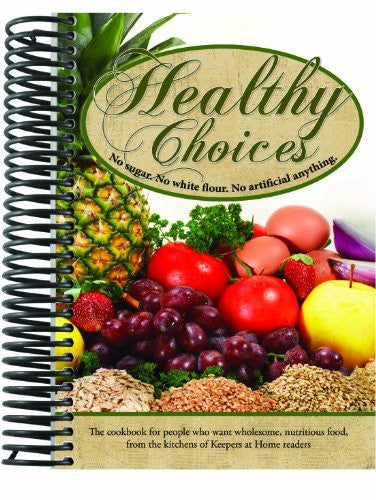 HEALTHY CHOICES COOKBOOK