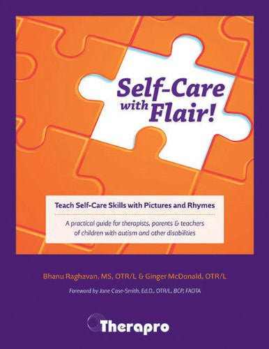 Self-Care with Flair! Manual and CD