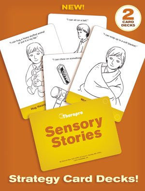 Sensory Stories Strategy Card Decks