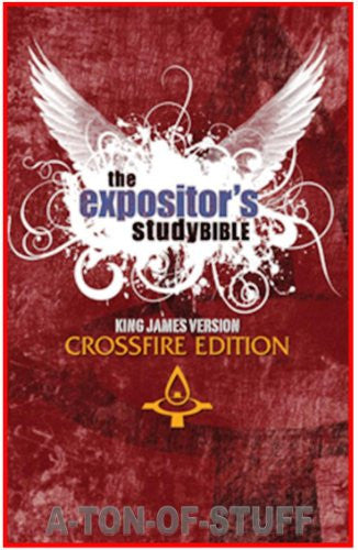 The Expositors Study Bible King James Version (Crossfire Edition)