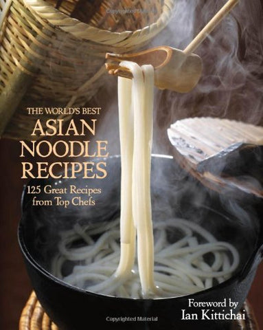 World's Best Asian Noodle Reci (Hardcover)