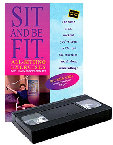 Sit and Be Fit:Multiple Sclerosis [VHS]