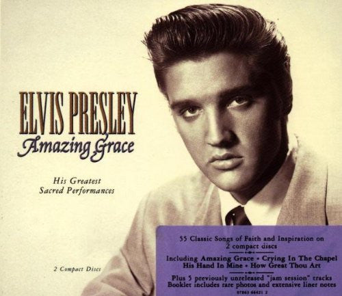 Amazing Grace: Elvis Presley (2 CDs)