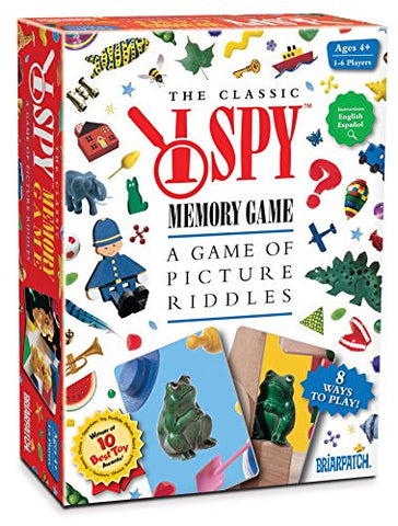 """The Original"" I Spy Memory Game"