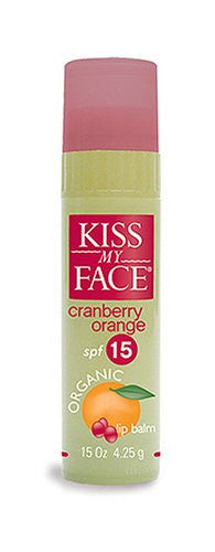 .15 oz. CRANBERRY ORANGE LIP BALM SPF 15