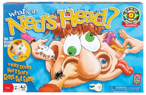 What's in Ned's Head?™