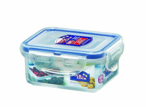 RECT. FOOD CONTAINER 180ML