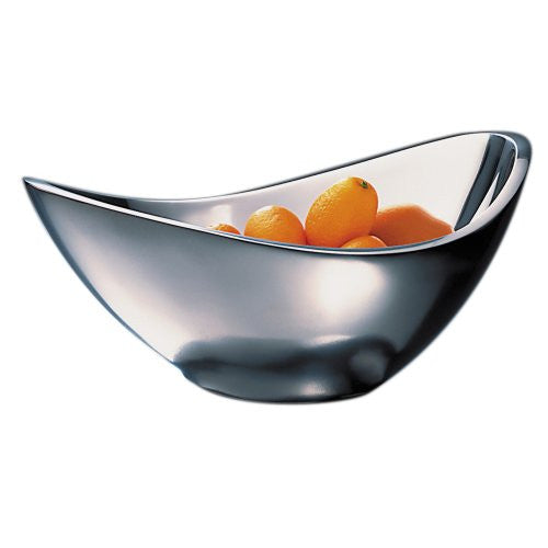 Nambe 7.5-inch Butterfly Bowl