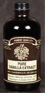 Pure Vanilla Extract - Pure - 8 oz