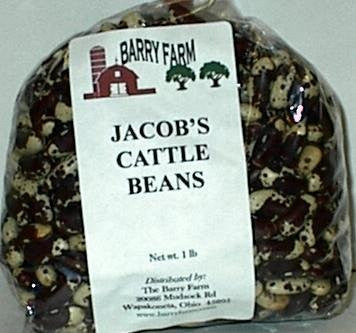Jacobs Cattle Beans